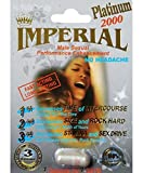 (US) Imperial Platinum 2000mg Male Sexual Performance Enhancement Pill (3)