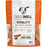 Dogswell Vitality Chicken Recipe Grillers 15-Oz Usa Made For Sale