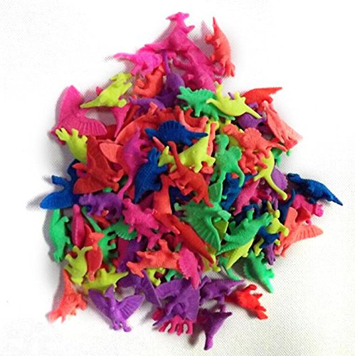 (10 Pcs Jelly Growing Sea Life Creatures Animals Amazing toys,Dinosaur By Team-Management)