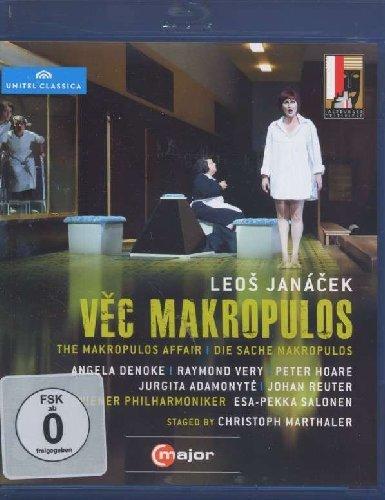 Esa-Pekka Salonen - Makropulos Affair (Blu-ray)