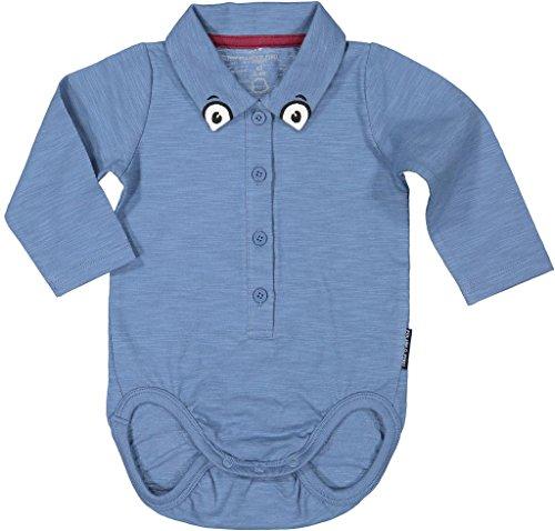 fd06f6a26 Polarn O. Pyret PEEK A Boo ECO Body (Newborn) - 2-4 Months/Captains Blue