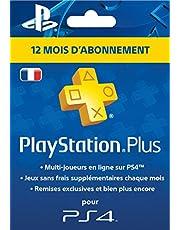 12 mois d'abonnement au PSN pour 44.99€