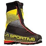 La Sportiva G2 SM Boot - Negro / amarillo para hombre 41