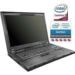 Lenovo T400 2765-T6U 14.1-Inch ThinkPad (2.26 GHz Intel Core 2 Duo P8400 Processor, 2 GB RAM, 160 GB 7200RPM Hard Drive, XP Pro)