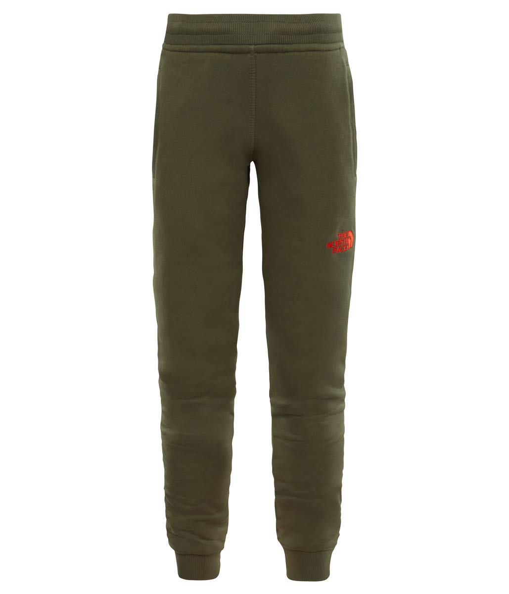 The North Face Y Fleece Pant Pantalón Polar Juvenil, Unisex niños