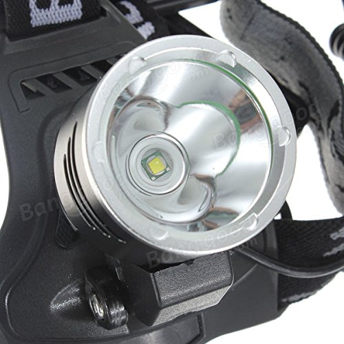 Xml flash t6 vélo PhilMat vélo lampe rechargeable LED bicyclette phare de phare dHUPPfW7