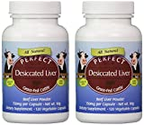 Perfect Desiccated Liver – 120 Capsules (2 Pack) For Sale
