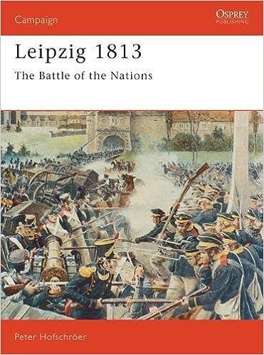 Leipzig Map 1815