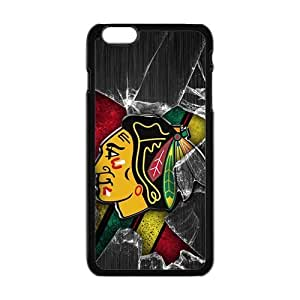 Chicago Blackhawks Cell Phone Case for Iphone 6 Plus