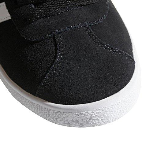 2 Unisex Deporte Adulto 000 Negbas Negbas adidas Court VL K Zapatillas Ftwbla Negro 0 de 0z4Ezx8n