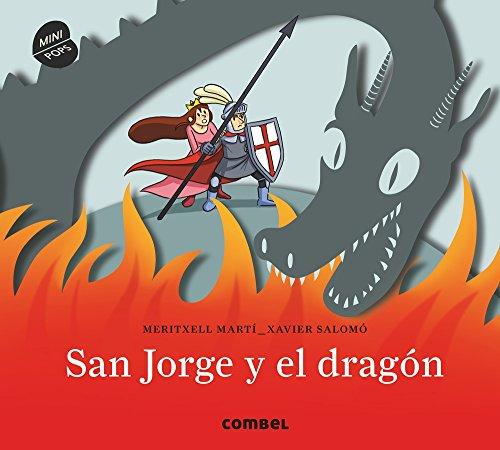 San Jorge y el dragón (Minipops) (Spanish Edition)