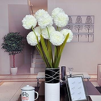 Xphopoq Kunstliche Blumen Hortensie Modernen Einfachen Stil Haus