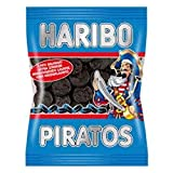 Haribo Piratos, Salmiak, 200 g