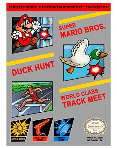 Super Mario Bros World Class Track