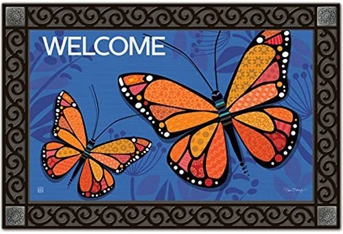 Magnet Works Monarch Butterfly MatMate 11359D