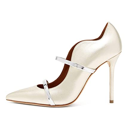 07db91ef77648 Amazon.com: FCXBQ Stiletto Pumps, High Heel Pointed Toe Court Shoes ...