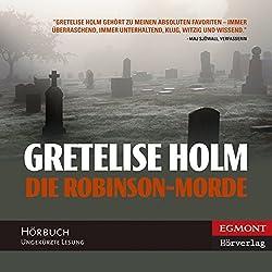 Die Robinson-Morde (Ein Karin-Sommer-Krimi 2)