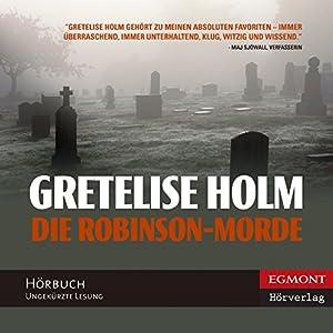 Die Robinson-Morde (Ein Karin-Sommer-Krimi 2) Hörbuch