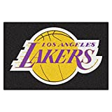 Fanmats NBA Los Angeles Lakers Nylon Face Starter Rug