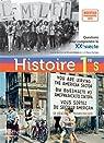 Histoire 1re S - Livre de l'élève format compact - édition 2013 par Adoumié