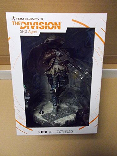 Tom Clancy'S The Division Shd Agent Figure 24cm