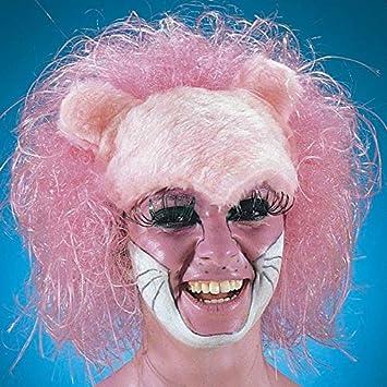 Carnaval Juguetes 2786 - peluca pantera, rosa