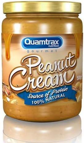 Crema de cacahuete - 500g: Amazon.es: Salud y cuidado personal