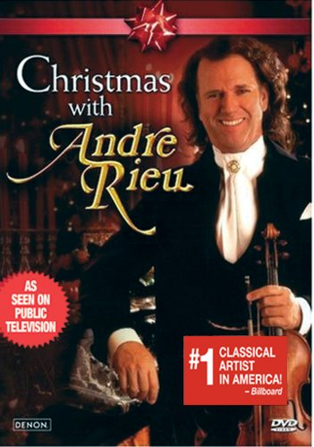 Amazon.com: Andre Rieu: Christmas with Andre Rieu: Andre Rieu ...