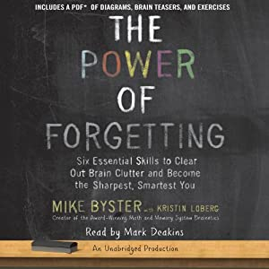 The Power of Forgetting Audiobook
