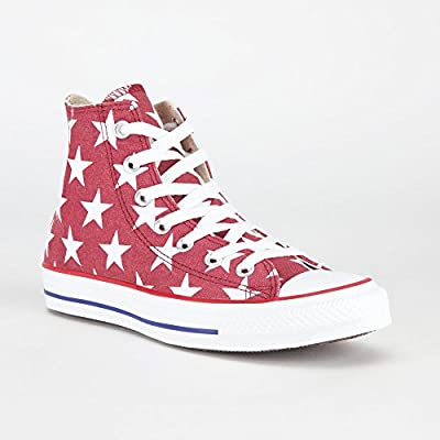 Converse The Chuck Taylor All Star Sneaker 7M / 9W Red