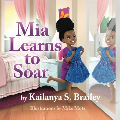 Mia Learns to Soar