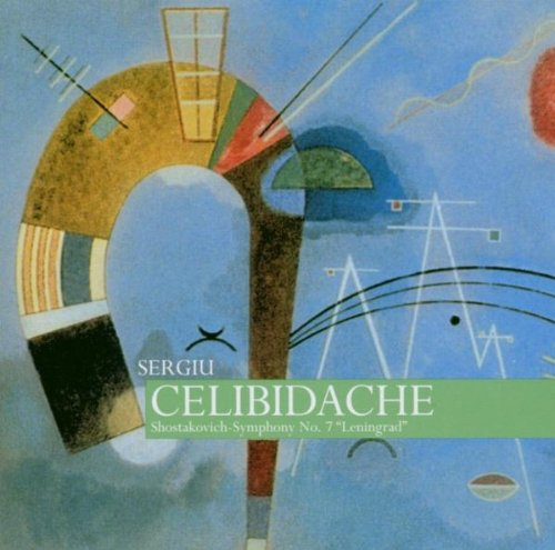 Celibidache Conducts: Leningrad Symphony