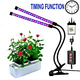 Led grow lights for indoor plants,RINBO 12W Plant grow lights, 36LEDs...