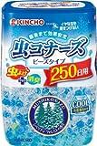 虫コナーズ ビーズタイプ 250日用 シベリアンフォレストの香り (虫よけ・消臭・芳香)