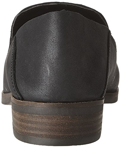 Lucky Brand Women's Cahill Loafer Flat, 6 Medium US,black by Lucky Brand (Image #2)