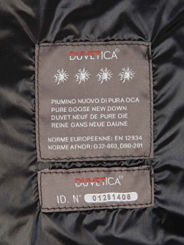12U324000203 Jacket Down Polyamide Brown Duvetica Men's AqnxPHxwR5