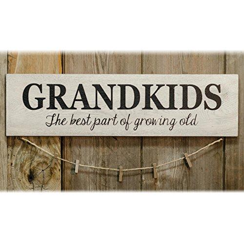Grandma Sign - Hearthside Collection Grandkids Photo Holder