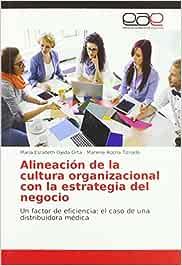 Alineación de la cultura organizacional con la estrategia del negocio: Un factor de eficiencia: el caso de una distribuidora médica