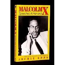 Malcolm X: Speeches at Harvard