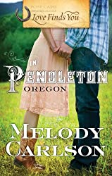 (LOVE FINDS YOU IN PENDLETON, OREGON ) By Carlson, Melody (Author) Paperback Published on (03, 2010)