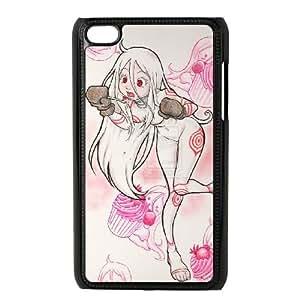 Deadman Wonderland iPod Touch 4 Case Black Phone Accessories JS0488K3
