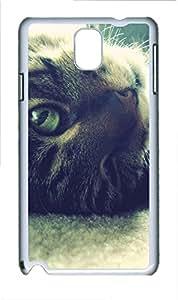 Samsung Note 3 CaseI M Not Asleep PC Custom Samsung Note 3 Case Cover White