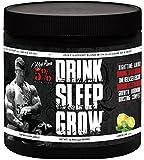 Cheap Rich Piana 5% Nutrition Drink Sleep Grow Nighttime Aminos (Lemon Lime) 30 Servings 15.87oz (450g)