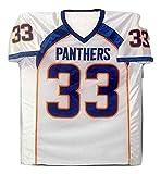 borizcustoms Friday Night Tim Riggins 33 Football Jersey New Stitch Sewn White (34)