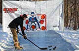 Our Biggest Ice Rink Yet! RAVE EZ Set Ice Rink 400 - 16ft x 25ft
