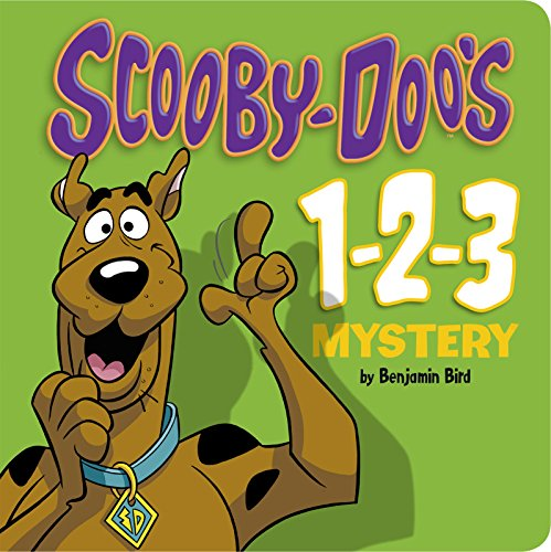 Scooby-Doo's 1-2-3 Mystery (Scooby-Doo! Little