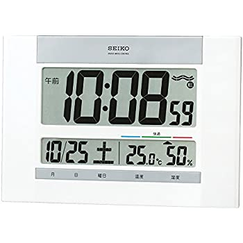 Amazon Com Seiko Clock Clock Wall Clock Table Clock