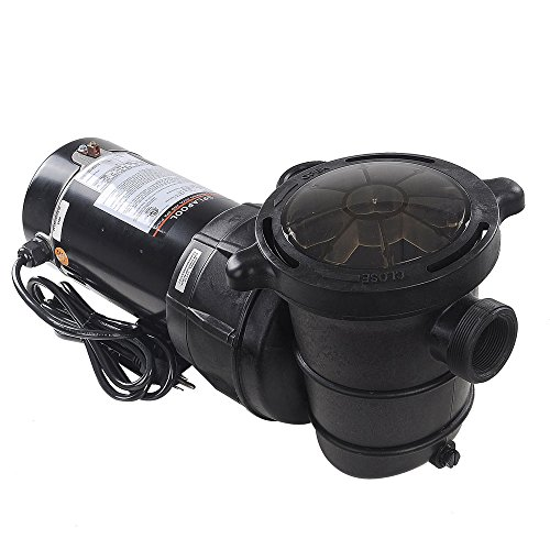 Yescom 1.5 Ground Water Pump Max. Flow Motor w/ETL