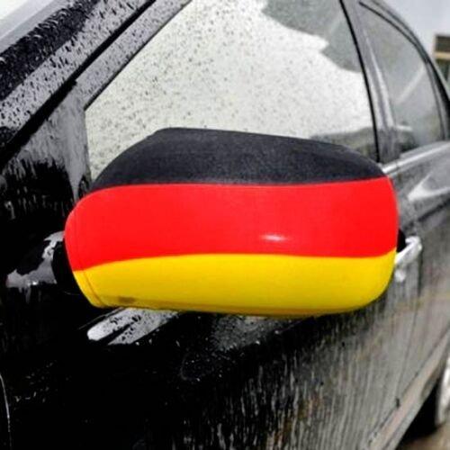 Krüger & Gregoriades 801720 - Autospiegelfahnen, 2-er Set