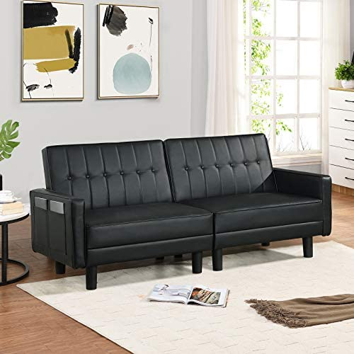 BINGTOO Futon Sofa Bed